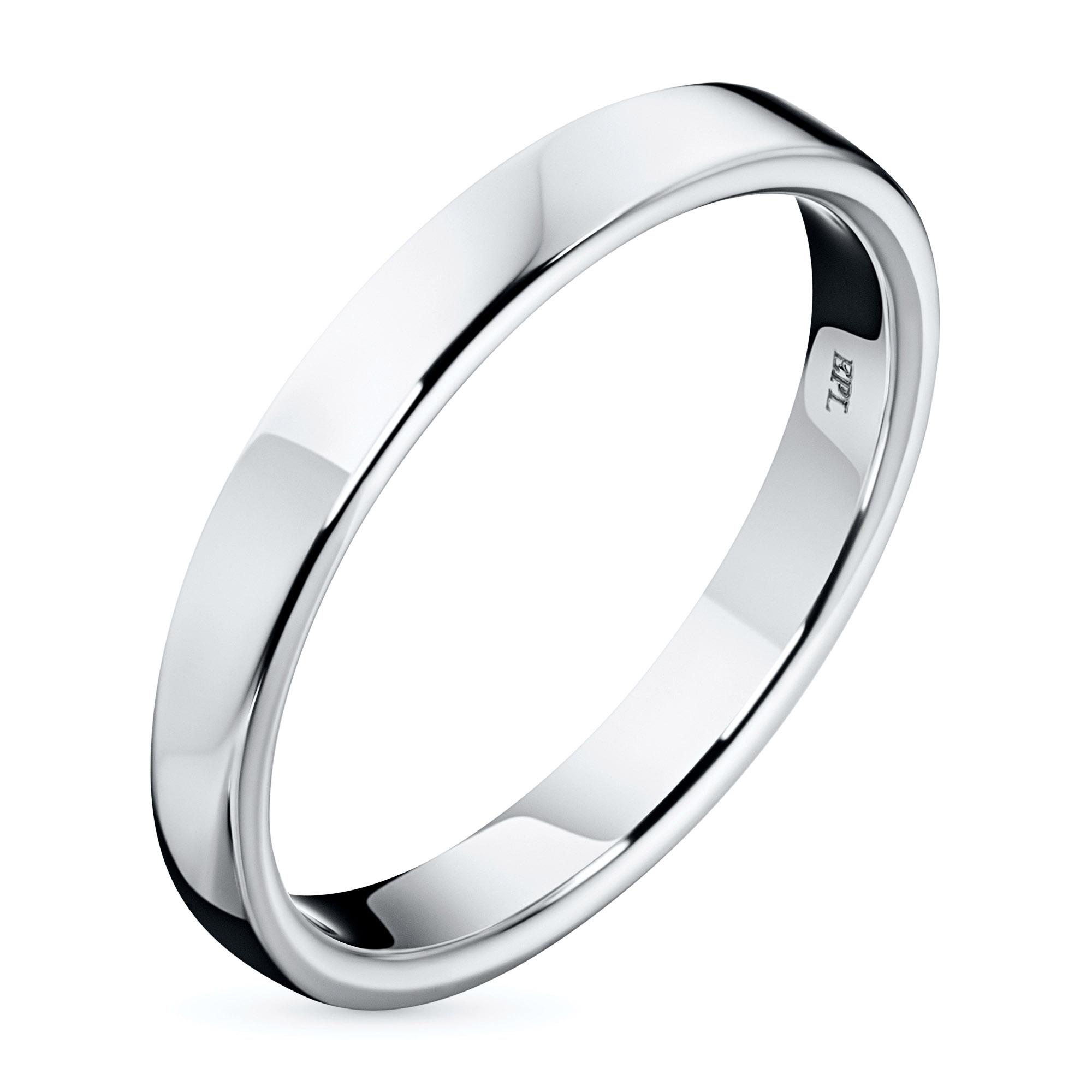 Кольцо из белого золота э09к101606