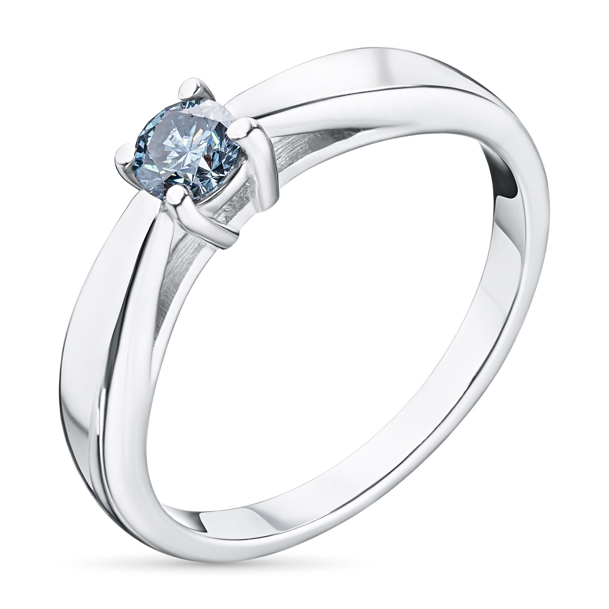 Кольцо из белого золота э0912кц03163800