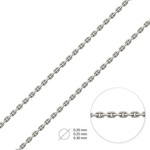 Цепь из серебра НЦ22-053-350